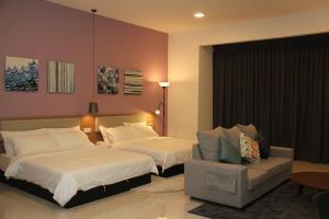 Da Men Suites by Subhome, Apartmanok  Subang Jaya - big - 60