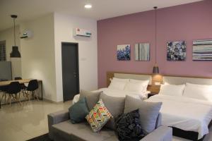 Da Men Suites by Subhome, Apartmanok  Subang Jaya - big - 62