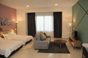 Da Men Suites by Subhome, Apartmanok  Subang Jaya - big - 50