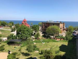 Luxury Seaview apartments in Arcadia, Apartmanok  Odessza - big - 10
