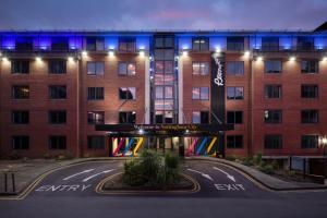 Roomzzz Nottingham City (6 of 10)