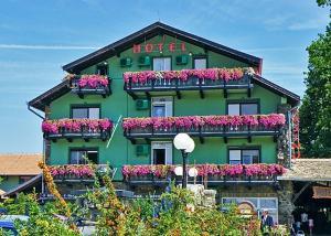 Hotel Dunav, Szállodák  Karlóca - big - 23