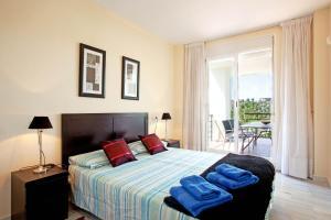 Apartamento Lago Arqueros, Apartmány  Benahavís - big - 8