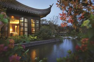 Suite Lago de 1 Quarto com Cama King-size
