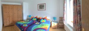 Ferienwohnung Rottachseeblick in Moosbach, Apartments  Sulzberg - big - 14