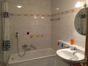 Ferienwohnung Rottachseeblick in Moosbach, Apartments  Sulzberg - big - 17