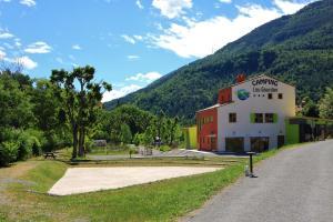 Camping Lou Gourdan, Kempingek  Puget-Théniers - big - 18