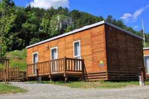 Camping Lou Gourdan, Kempingek  Puget-Théniers - big - 16