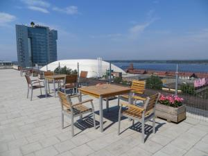 Korona Hotel, Hotel  Samara - big - 24