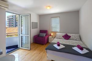 Diamond Apartments, Apartments  Budva - big - 3