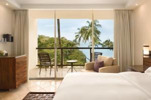 Ocean View Balcony King