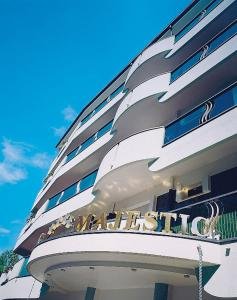 Hotel Majestic, Hotels  Gabicce Mare - big - 24