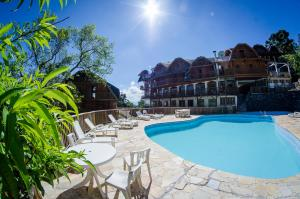 Hotel Fazenda Saint Claire, Hotels  Campos do Jordão - big - 51