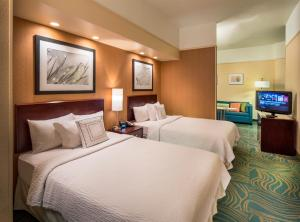 Double Suite with Sofa Bed