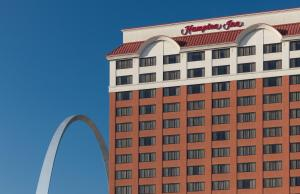Hampton Inn St Louis- at the Arch