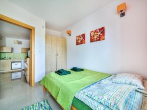 Willa Malibu, Apartments  Jastrzębia Góra - big - 43