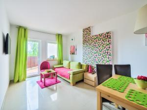 Willa Malibu, Apartments  Jastrzębia Góra - big - 47
