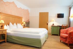 Landhotel und Berggasthof Panorama, Hotel  Garmisch-Partenkirchen - big - 24