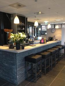 Huize Hölterhof Wellness Hotel Restaurant, Szállodák  Enschede - big - 7