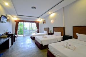 Visoth Angkor Residence, Отели  Сиемреап - big - 15