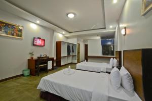 Visoth Angkor Residence, Отели  Сиемреап - big - 16