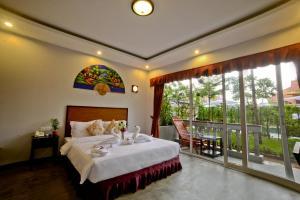 Visoth Angkor Residence, Отели  Сиемреап - big - 17