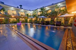 Visoth Angkor Residence, Отели  Сиемреап - big - 10