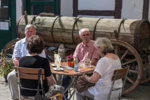 Der Pölkenhof, Ferienwohnungen  Quedlinburg - big - 30
