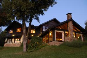 Hosteria Belvedere, Hostince  Villa La Angostura - big - 27