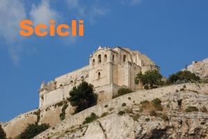 Alcor - Road to Sicily, Апартаменты  Пунта-Браччетто - big - 8