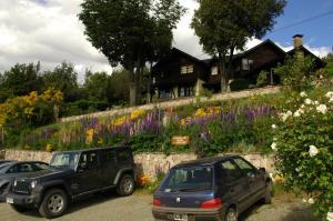 Hosteria Belvedere, Hostince  Villa La Angostura - big - 23