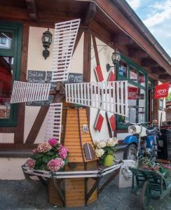Der Pölkenhof, Ferienwohnungen  Quedlinburg - big - 34