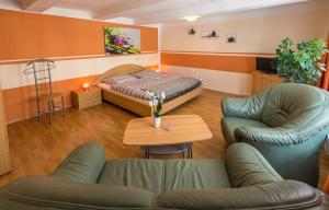 Der Pölkenhof, Apartments  Quedlinburg - big - 13