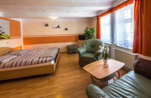 Der Pölkenhof, Apartments  Quedlinburg - big - 15