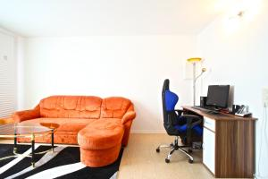 4310 Privatapartment Best Laatzen Mitte, Privatzimmer  Hannover - big - 6