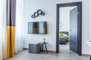 Copper Residence, Apartments  Rīga - big - 8
