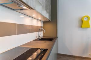 Copper Residence, Apartments  Rīga - big - 21