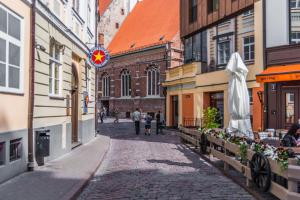 Copper Residence, Apartments  Rīga - big - 96