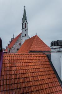 Copper Residence, Apartments  Rīga - big - 53
