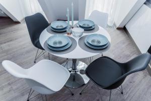 Copper Residence, Apartments  Rīga - big - 54