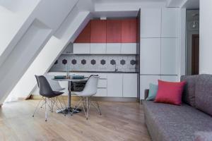 Copper Residence, Apartments  Rīga - big - 76