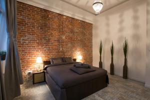 Light Rooms Apartment, Apartments  Kraków - big - 95