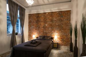 Light Rooms Apartment, Apartments  Kraków - big - 96