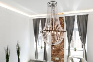 Light Rooms Apartment, Apartments  Kraków - big - 99
