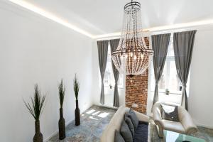 Light Rooms Apartment, Apartments  Kraków - big - 100