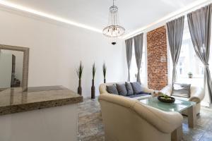 Light Rooms Apartment, Apartments  Kraków - big - 101