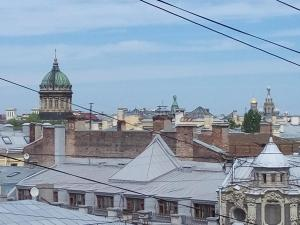 Air Hostel, Hostely  Petrohrad - big - 41