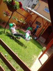 Casa Soare, Pensionen  Sighişoara - big - 37