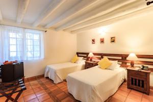 Hotel y Spa Getsemani, Hotels  Villa de Leyva - big - 20