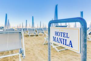 Hotel Manila, Hotel  Lido di Jesolo - big - 55